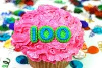 100 Followers...yea!