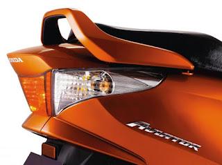 Honda-Aviator-Rear
