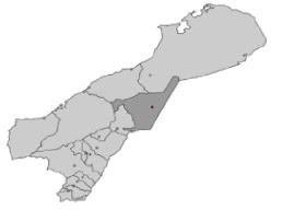 Mapa de Maicao