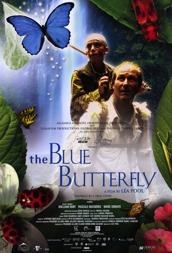 The Blue Butterfly movie