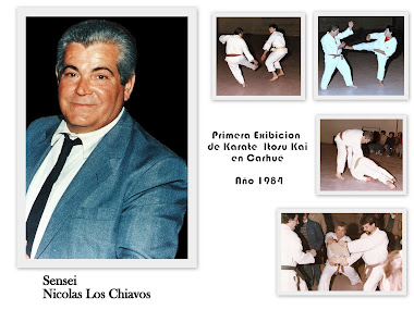 EXIBICION AÑO 1984 EN EL CLUB SAN MARTIN