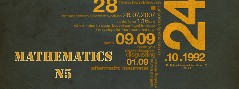 Mathematics N5