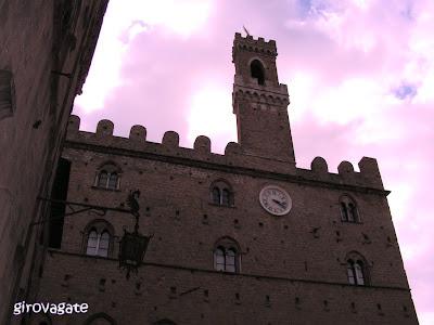 Volterra Palazzo dei Priori