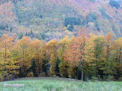 autunno Toscana