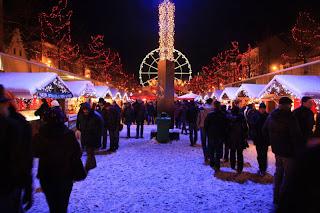 mercatini Natale Bruxelles