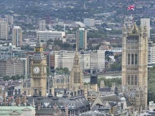 foto di Londra a 80 Gigapixel