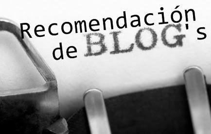 Recomendación de Blog's
