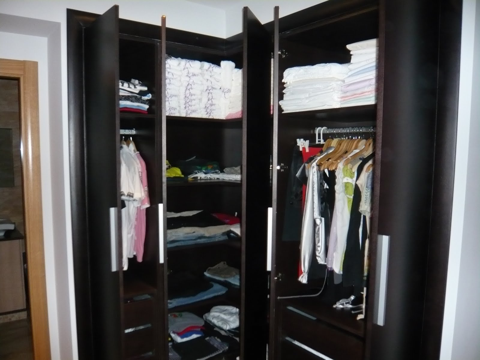 Reuscuina armarios empotrados - Armario en l ...