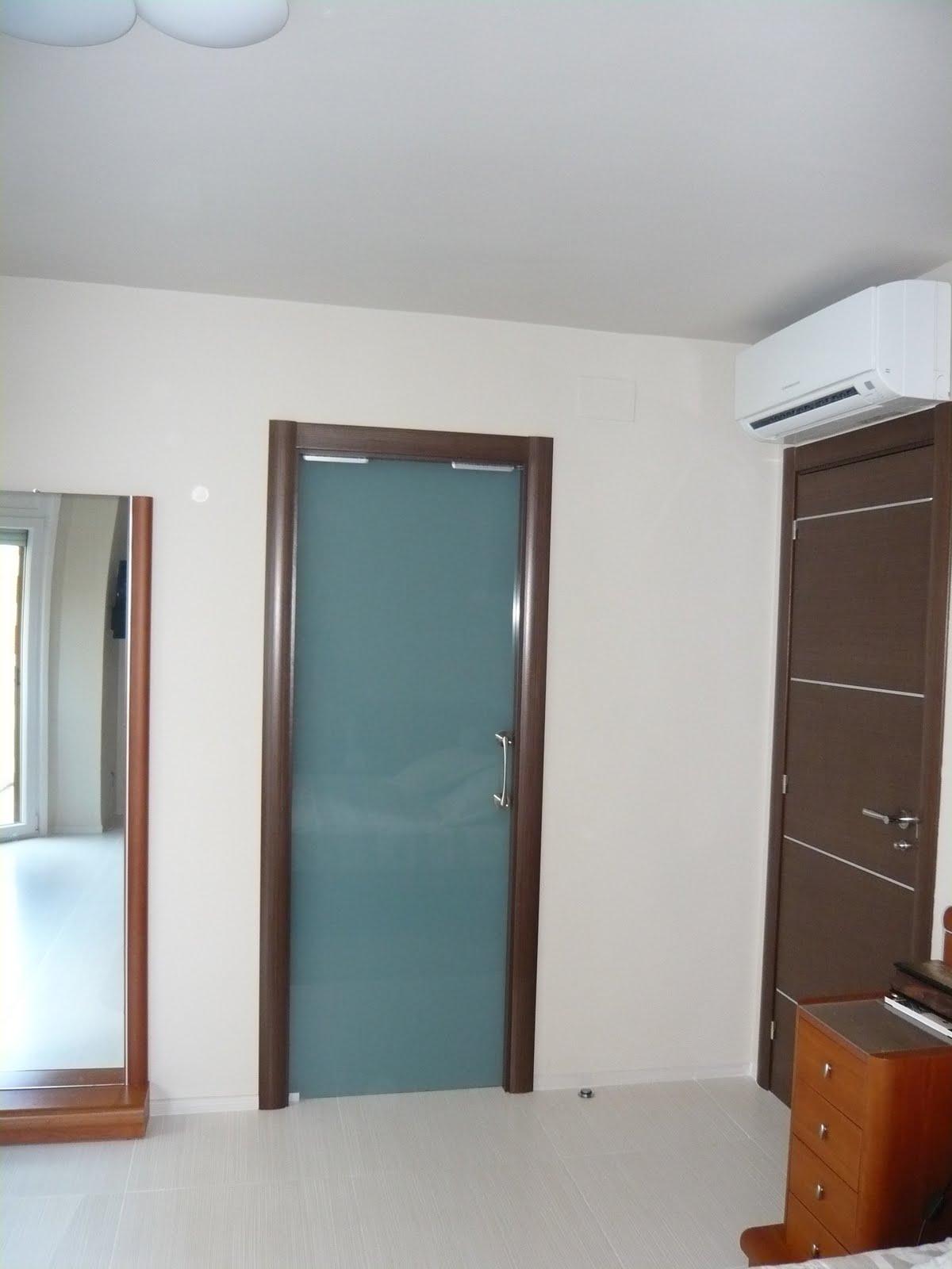 Reuscuina puertas interiores de wengue - Manillas para puertas de interior ...