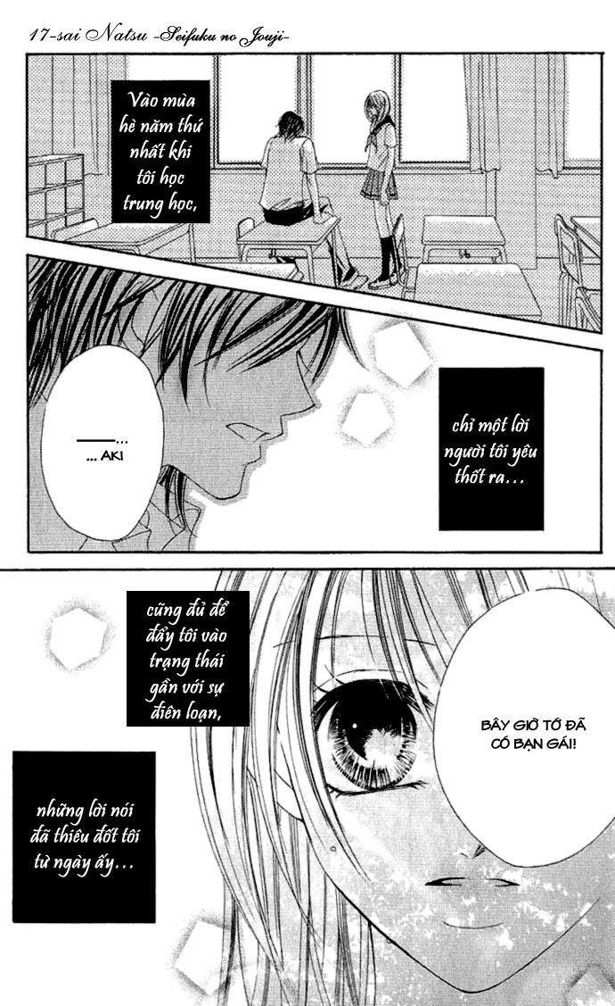 17-Sai Natsu - Seifuku no Jouji chap 17 - Trang 5