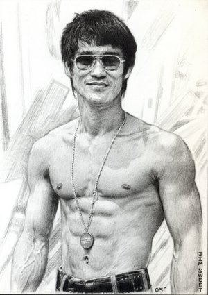 wallpaper bruce lee. BRUCE LEE BODY FAT PERCENTAGE