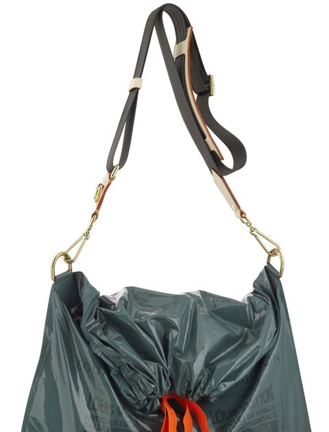 random thoughts another trash err bag from louis vuitton