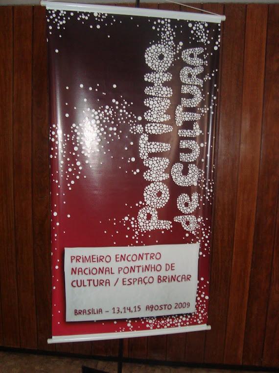 1º Seminario Nacional de Cultura - Brasilia DF