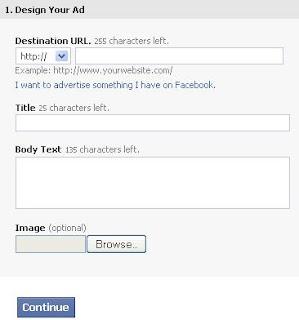 langkah mudah pasang iklan di facebook