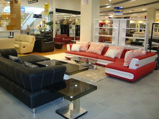 Kunjungi Informa Furnishings di Living Plaza, jalan Ahmad Yani Bekasi.