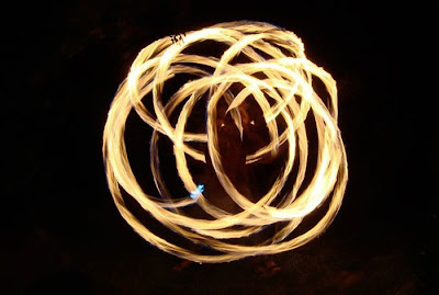 Dangerous Art Of Fire Dancing