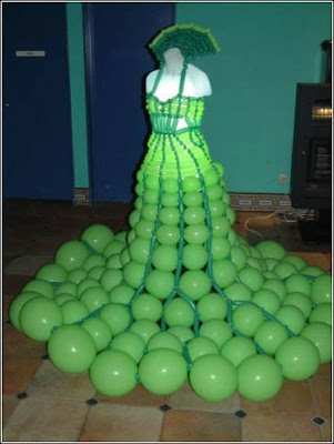 Incredible Balloon Sculpture Pictures