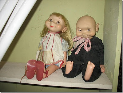 Truly Terrifying And Scary Dolls