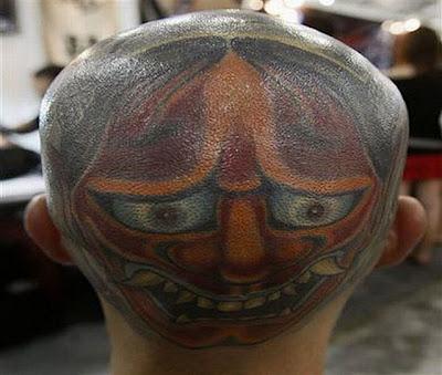 Bizzare Tattoo Art  Simply Weird