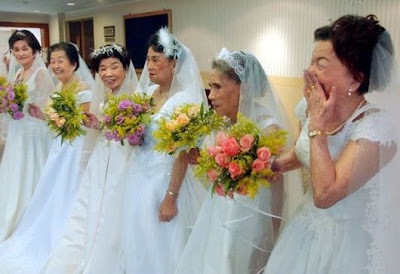 Funny Wedding Pictures from Russia