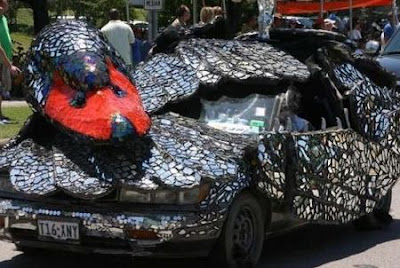 10 Weird Modified Bizarre Cars