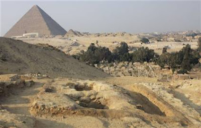 Construction Of Egyption Pyramids