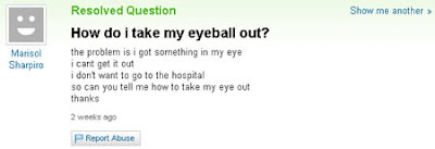 Yahoo ! Answers