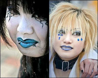 Asian Girls Harajuku Fashion