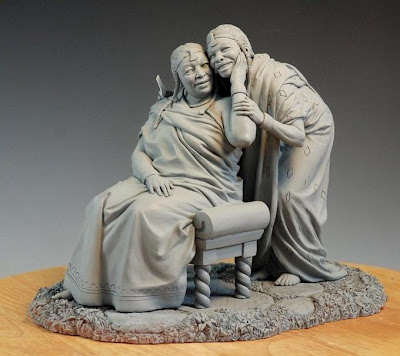 Creative And Realistic  Sculptures