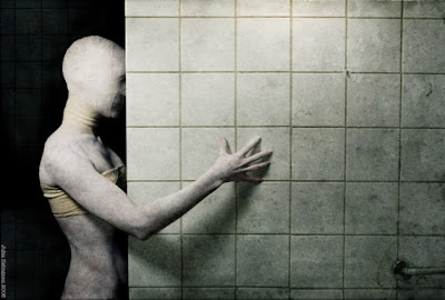 Weird Horror Photo Manipulations