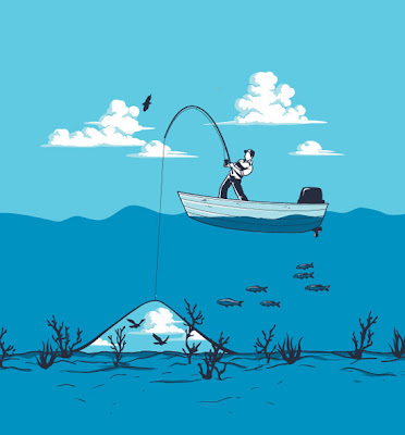Extraordinary Creative And Funny Illustrations