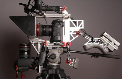 Unbeliveable Russian Hand-Made 3D Video Camera
