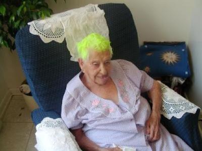 Funny Grandmas Pictures