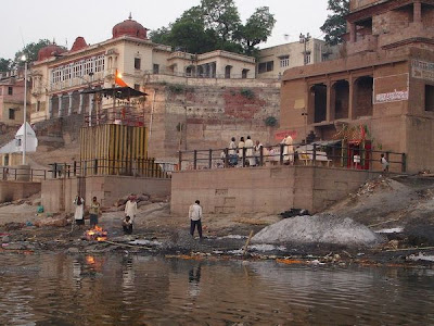 Sacred INDIAN RIVER Ganges