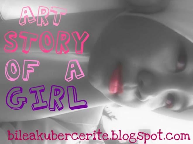 art story 0f a girl