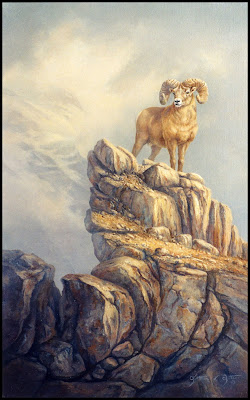 Kathleen V. Butts (Hardy) Wildlife Artist