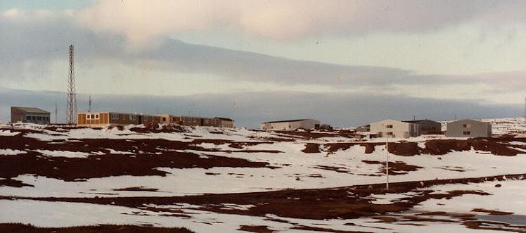 Port-aux-Français (Ilhas Kerguelen) Territórios Austrais Antárticos Franceses