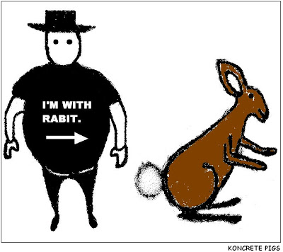 rabbit,cartoon,webcomic