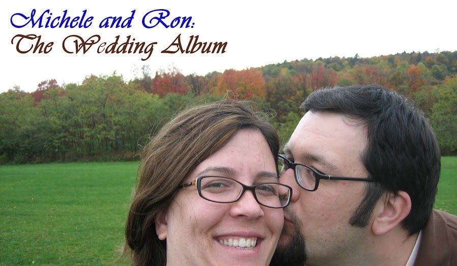 Michele and Ron: The Wedding Album