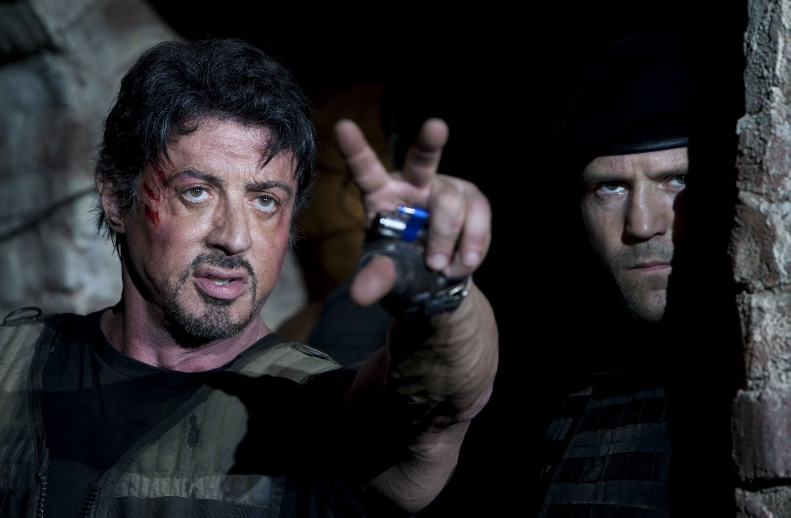 the expendables 2 | teaser trailer