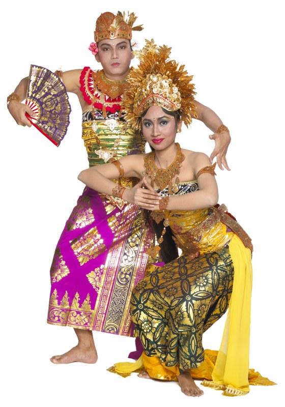 Pakaian Adat Bali