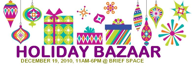 INDIE BAZAAR @ Brief Space
