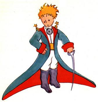 Μικρός Πρίγκηπας - Αντουάν ντε Σαιντ-Εξυπερύ