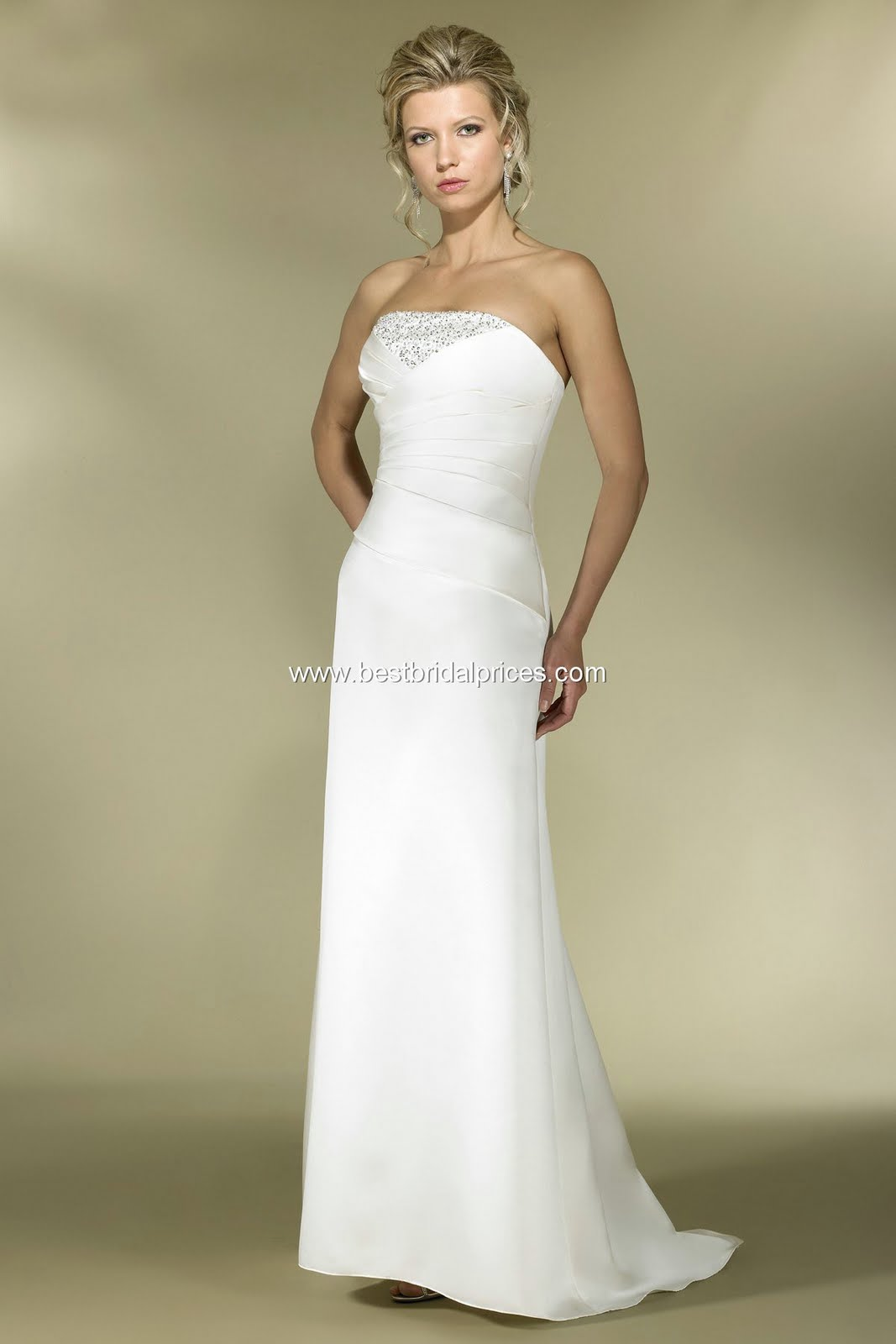 bride dress 2011 Alexia Informal 01