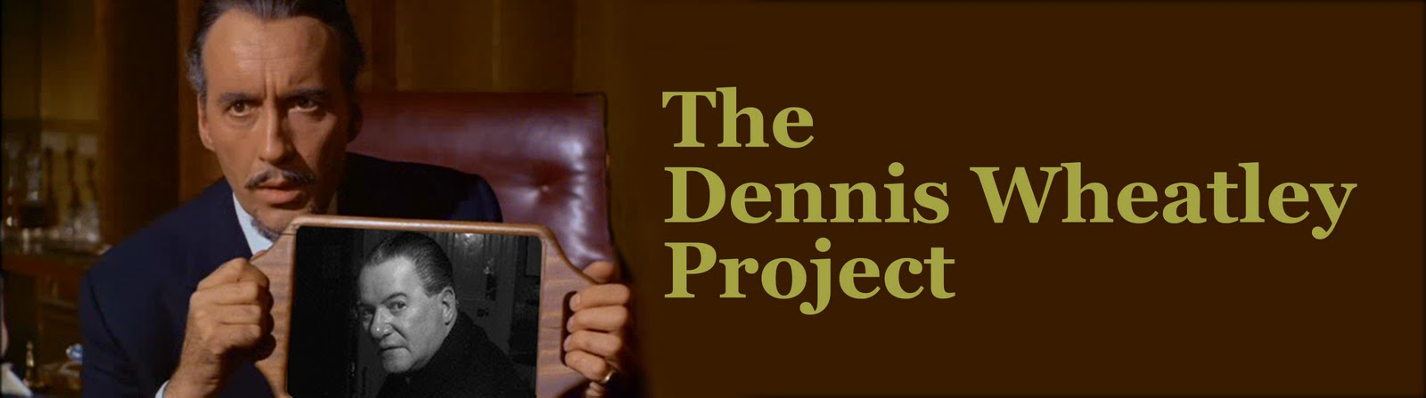 The Dennis Wheatley Project
