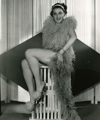 Bela Lugosi's daughter would come out looking like Rosemary LaPlanche?