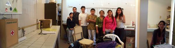 Estimado Ingresante, BIENVENIDO al CURSO DE INGRESO de QUIMICA 2009 - ISPS N° 6005