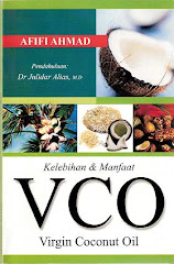 Buku ' Kelebihan & Manfaat VCO' RM 15.00