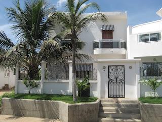 Fenetre mermoz votre villa vue sur mer avec garage jardin - Photos de facades de belles maisons ...