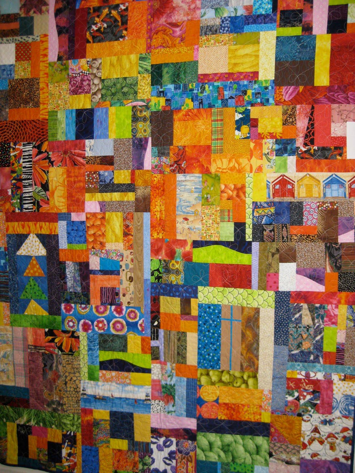 TumbleTalk: Quilts By Stephanie Walenski